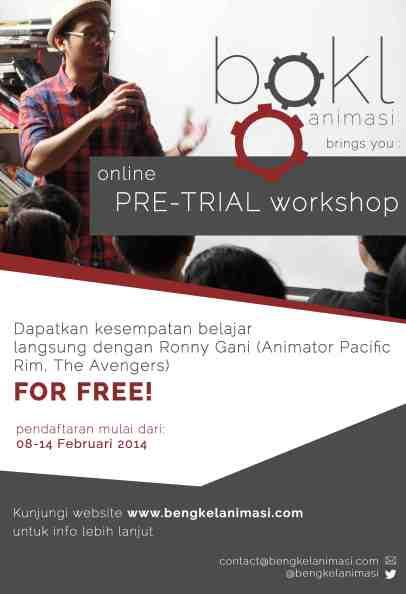 Pre-Trial Workshop Poster